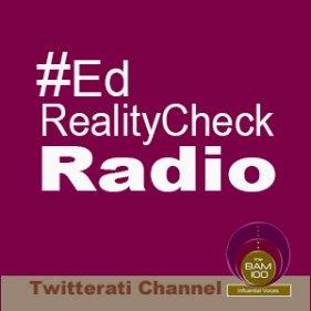 #EdReality Check