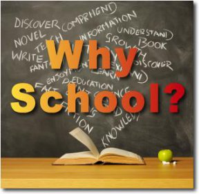 Why School?  With Will Richardson