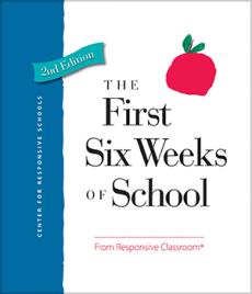 First 6 Weeks of School