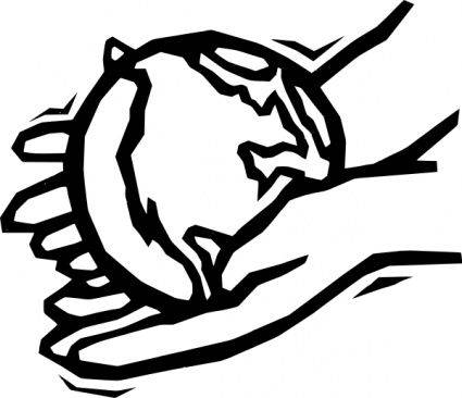 handsglobe