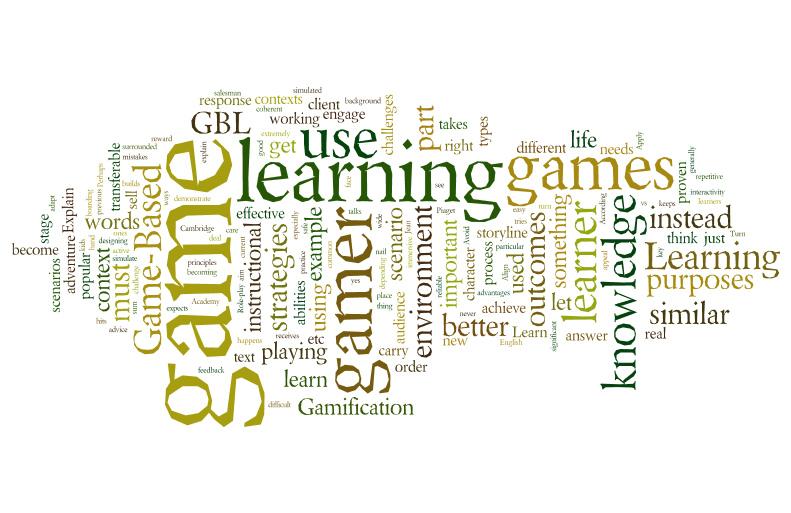 GameBasedLearning