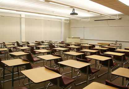 dull classroom