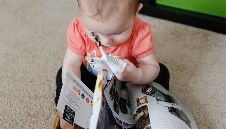 Gross Motor Activities for Infants - Learn About Them All
