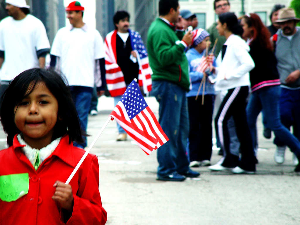 immigrant child