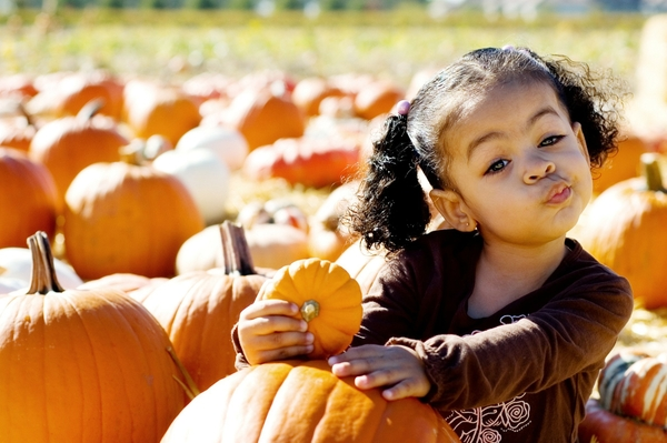 pumpkins children www.wall321.com 49