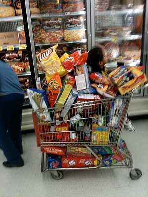 junk cart