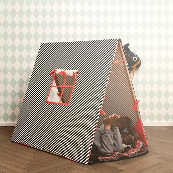 1 tent