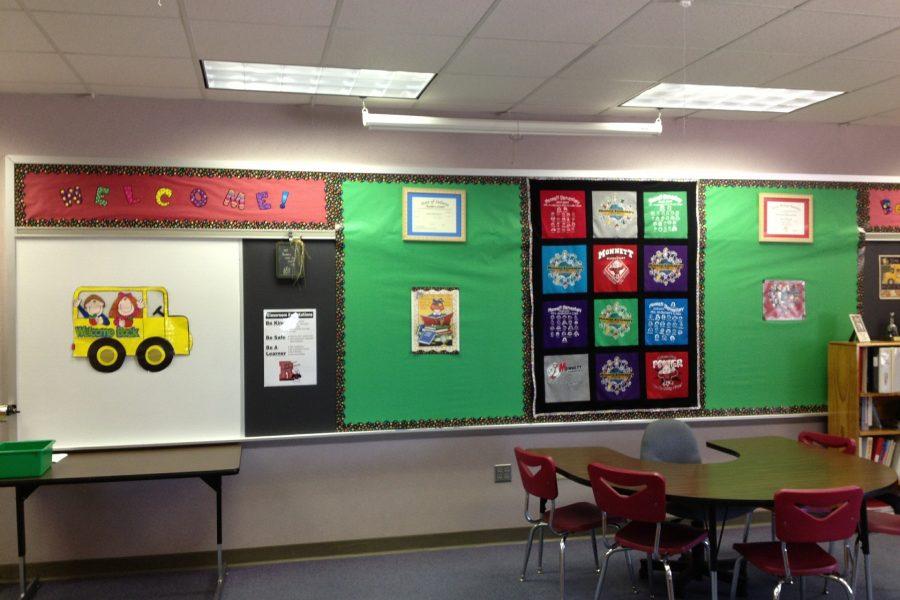 Rethinking Classroom Design, Fad, Fact or Fancy?   BAM